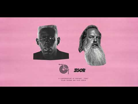 Tyler, The Creator & Rick Rubin Discuss 'IGOR'