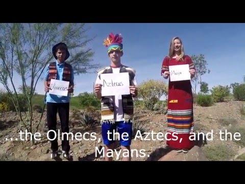 History de Mexico (In 6 Minutes)