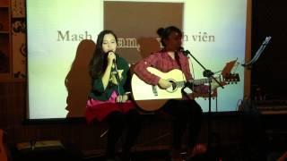 Minishow Mùa Tri Ân : Mashup Price Tag & Tình về nơi đâu Clb Guitar AJC