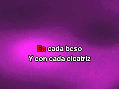 Shakira karaoke - Gitana, lyrics