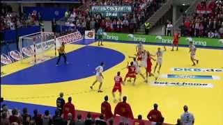Handball EURO2010: Austria vs. Iceland - crazy finish!!!
