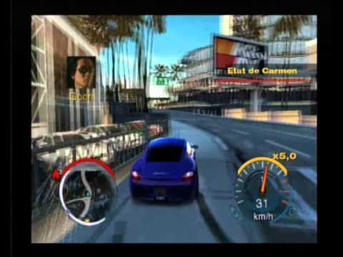 NFS Undercover, Try Mission Save Carmen