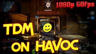 Call of Duty Black Ops 3 Multiplayer Gameplay - TDM on Havoc [1080p 60fps]