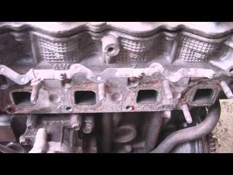 Video of Nissan YD22 Engine
