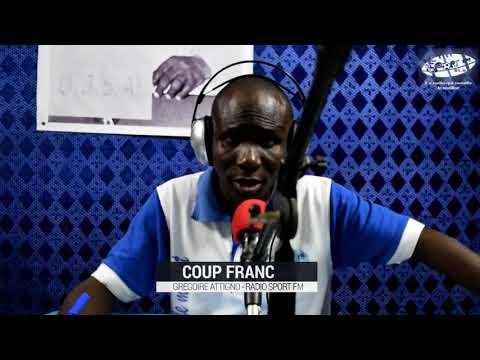 SPORTFM TV - COUP FRANC DU 05 JUILLET 2018 PRESENTE PAR GREGOIRE ATTIGNO