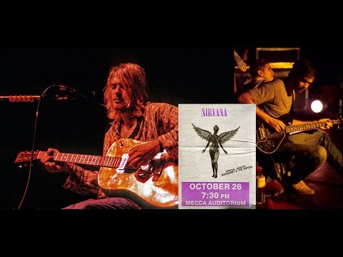 Nirvana LIVE in Milwaukee 10/26/1993 COMPLETE/REMASTERED