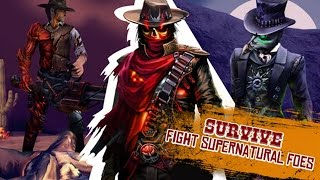 Six-Guns - Gang Showdown : Meet Death (By Gameloft) iOS / Android / Windows Phone