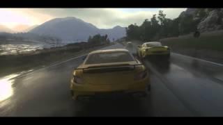 DriveClub не Gran Turismo!