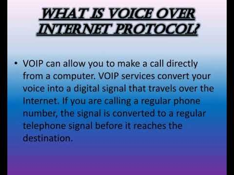 hypertext transfer protocol http and voice over internet protocol voip