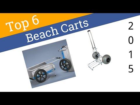 6 Best Beach Carts 2015