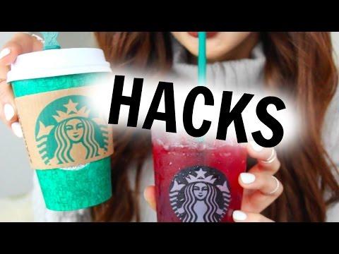 9 STARBUCKS HACKS YOU NEED TO TRY!