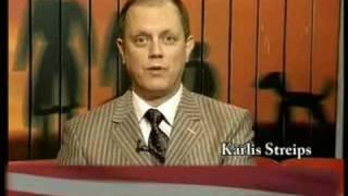 Latvijai 90 video: Kārlis Streips