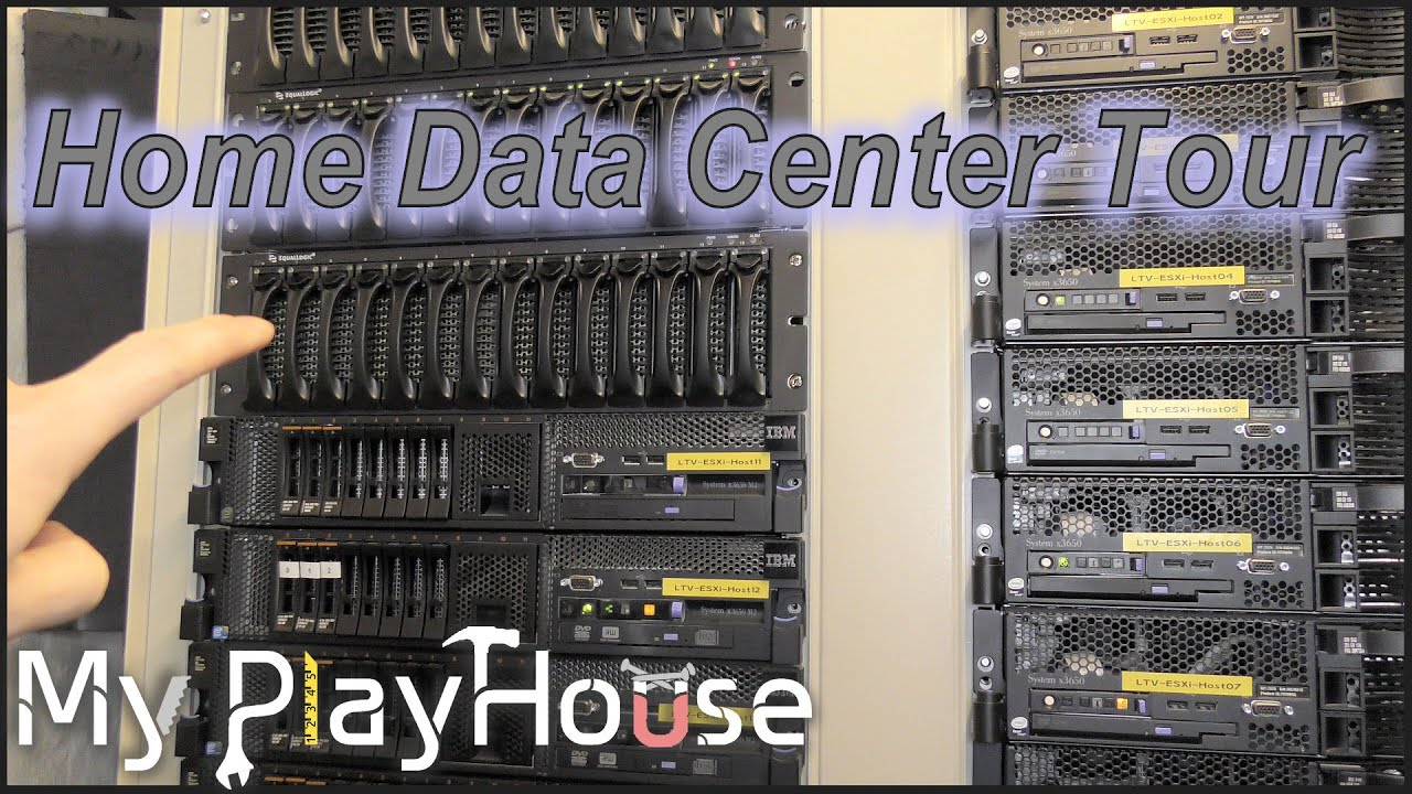 Home datacenter project