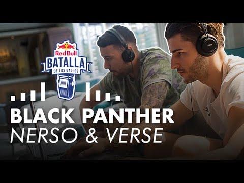 NERSO & VERSE: BLACK PANTHER