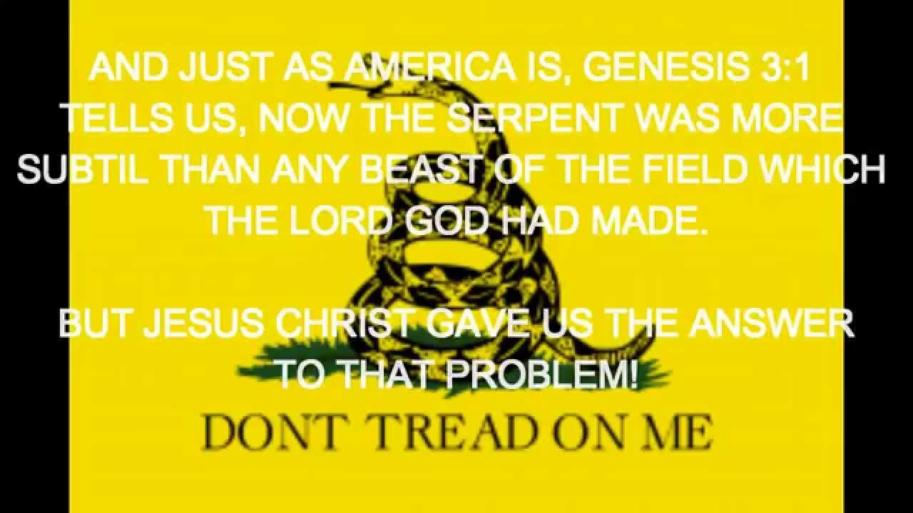 don t tread on me the gadsden flag exposed youtube