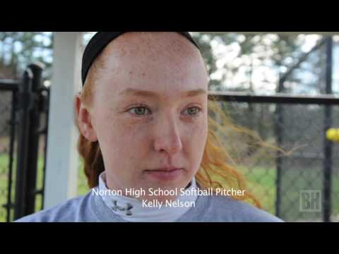 Norton High's Kelly Nelson is a Hotshot