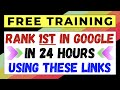 Getting QUALITY Backlinks to Your Website the EASY Way   POWERFUL Backlinks SEO Strategy  PART 8
