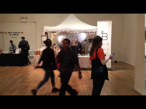 BATCH ORGANICS @ NYC UNCUBED 2016 - Metropolitan Pavilion