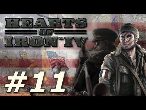 Hearts of Iron IV: Kaiserreich | American Union State - Part 11