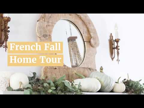 French Fall Home Tour
