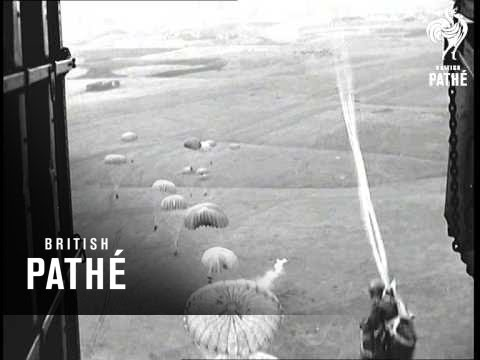Salisbury Plain Exercise Red Banner (1959)