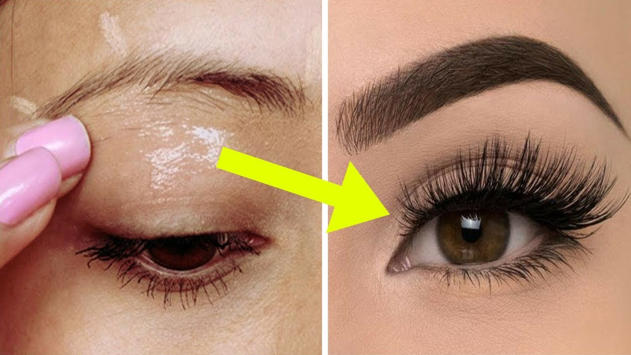 a4301b61fbd In just 3 Days Grow Long and Thick Eyebrows & eyelashes Naturally By Beauty  Secrets With Sweety