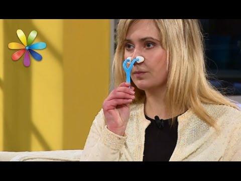 Как исправить форму носа? Тест-драйв приборов из Интернета – Все буде добре. Выпуск 957 от 30.01.17