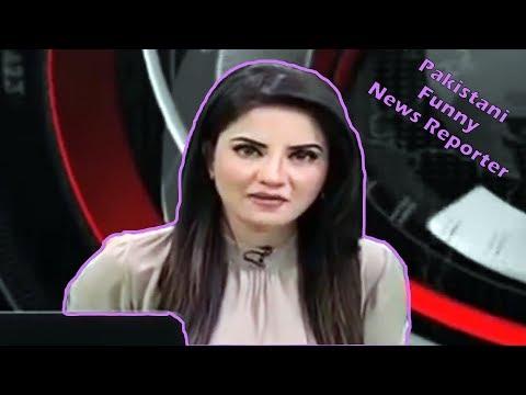 PAKISTANI FUNNY NEWS REPORTERS