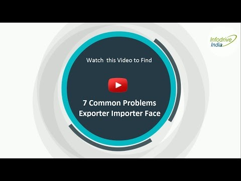7 common Problems Exporters Importers face due to raw Export Import Data