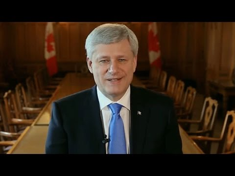 'Best is yet to come': Stephen Harper resigns from politics