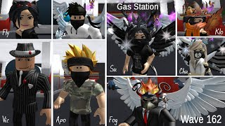 ROBLOX • Zombie Attack • Wave 162 • Gas Station
