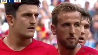 (England vs Switzerland 2-0) Anh vs Thuy Dien 2-0  7/7/2018 Highlight All Goals & Extended