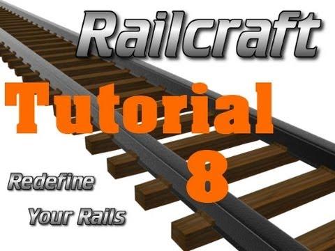 Railcraft Tutorial #8 - Signale setzen für Anfänger. Anfängerguide