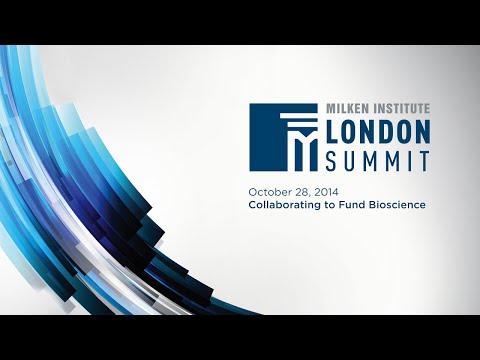 2014 London Summit - Collaborating to Fund Bioscience