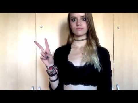 Gasoline Sign Language
