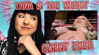 Piercer Reacts to Tana Mongeau Getting Nipple Piercing