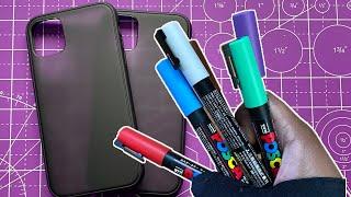 Customizing IPhone 11 Cases!