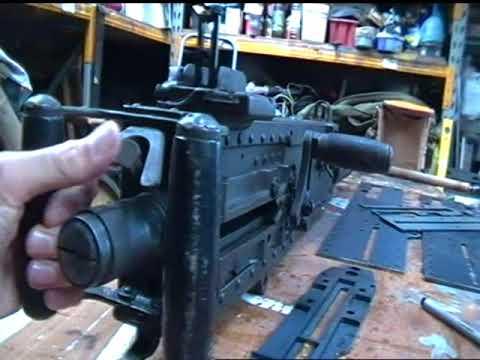 Making an M2 50cal Machine Gun PT 1 - YouTube