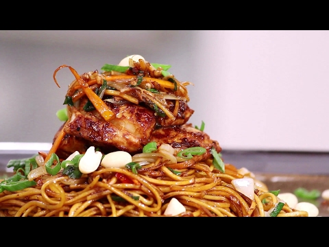 Fish Teriyaki And Stir- Fry Noodles   Working Women's Kitchen   Chef Pallavi Nigam