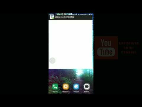 GRABPOINTS LATEST HACK UNLIMITED FOR SEPTEMBER 2016 using contact generator app