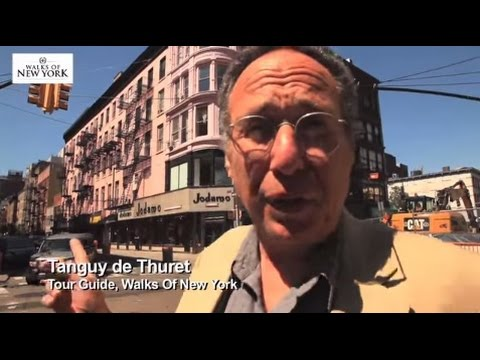 Lower East Side New York Tour - Ridley's Department Store - Walks of New York