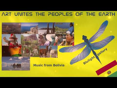 Music from Bolivia - folk music