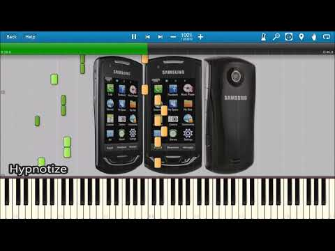 SAMSUNG GT-S5620 MONTE RINGTONES IN SYNTHESIA
