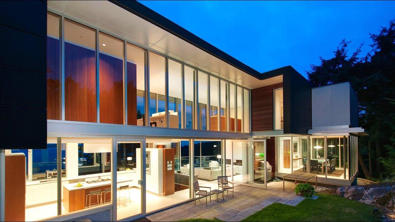Stunning Elegant Modern Contemporary Luxury Home