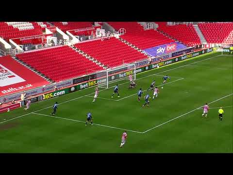 Stoke Wycombe Goals And Highlights