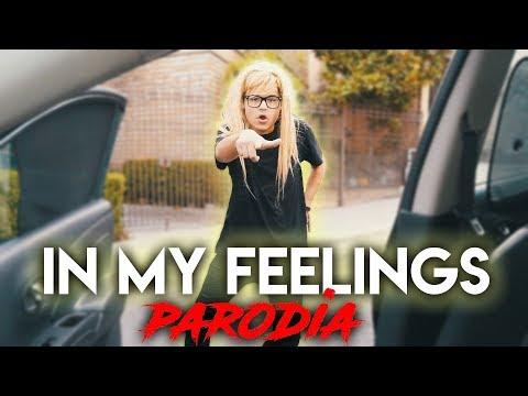 Drake - In My Feelings (KIKI CHALLENGE PARODIA)