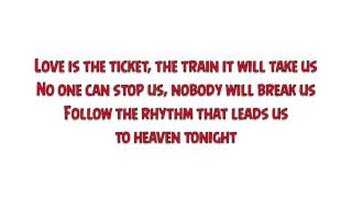 Kenny Chesney - Spread The Love (feat. The Wailers) (Lyrics)
