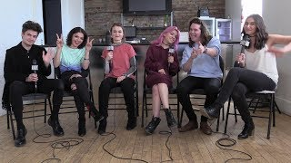Interview with Hey Violet