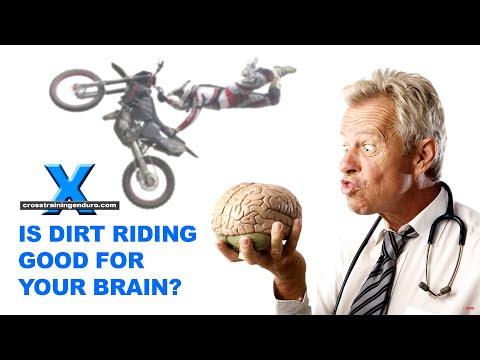 ARE MOTORBIKES GOOD FOR YOUR BRAIN? Cross Training Enduro Skills