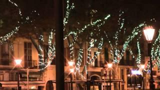 Palma de Mallorca by night (Video-2), Spain